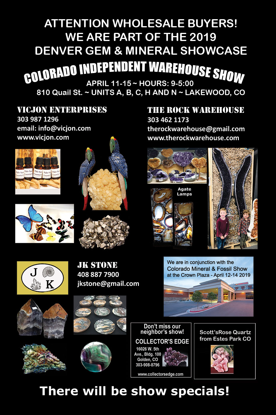 Colorado Independent Warehouse Show